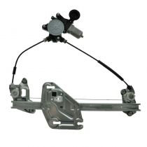2006 - 2013 Mazda Miata MX-5 Power Window Regulator with Motor Driver Side