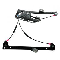 1998 - 2001 BMW 750iL   Power Window Regulator with Motor for Models with Anti-Theft Glass Front Driver Side