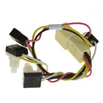 1999 - 2001 Dodge Ram 1500 Truck Overhead Console Wiring (without Compass and Temperature)