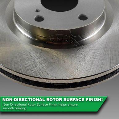 Subaru Forester Brake Pad & Rotor Kit - AM Autoparts